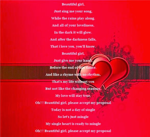 valentines day poems for her | valentine jinni, Ideas
