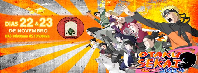 Convenção Otaku Sekai - Novembro 2014