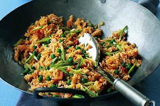 Stir Fry Rice