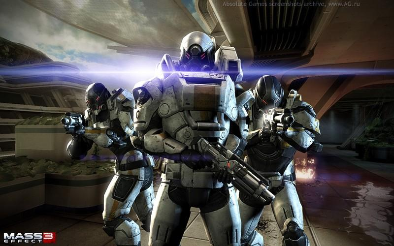 Mass Effect 3 PC Game Free Download