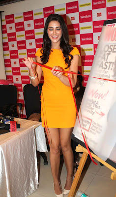 nargis fakhri launches womens health magazine actress pics