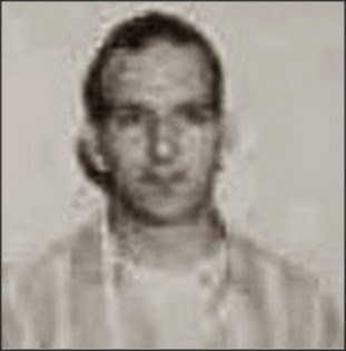 Poor quality copy of an FBI image of Billy Lovelady, as used by Ralph Cinque