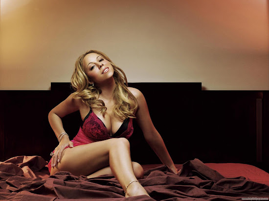 Mariah Carey Singer and Actress Wallpaper