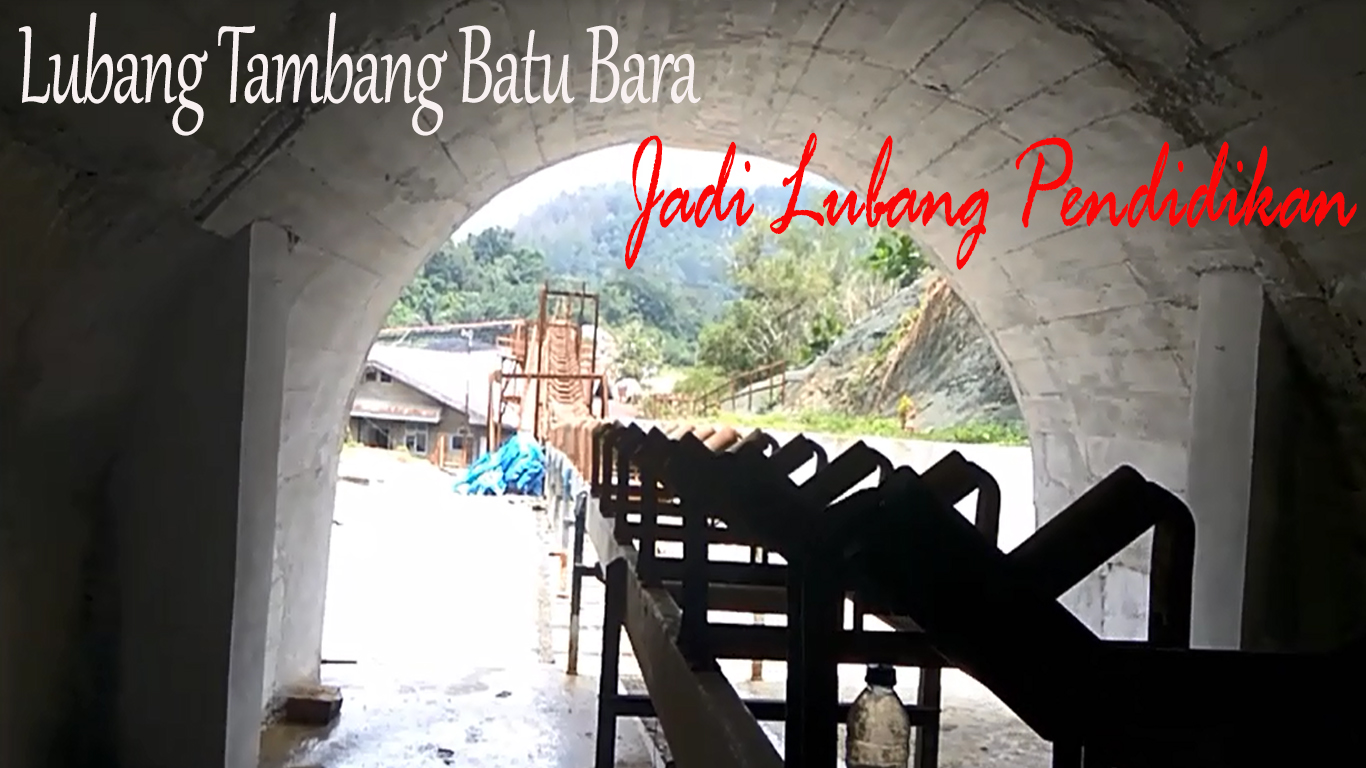 VIDEO LUBANG TAMBANG BATU BARA