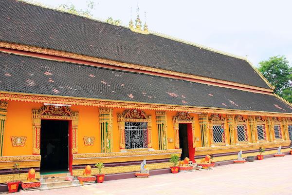 Templo Simuong - Vientian - Laos