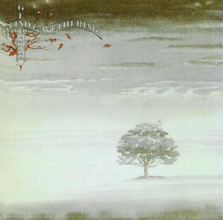 Genesis - Wind ... Genesis Trespass