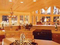 Michigan Cedar Products Log Home