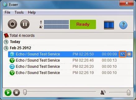 Download Evaer Video Recorder for Skype