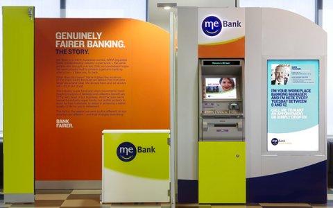 Kiosque ME Bank
