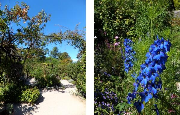 Yvoire Haute-Savoie bourg médiéval plus beau village de france lac léman jardin cinq 5 sens
