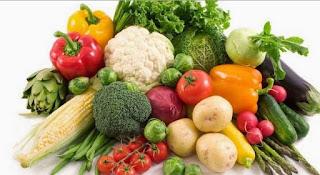 jenis sayuran untuk kesehatan mata