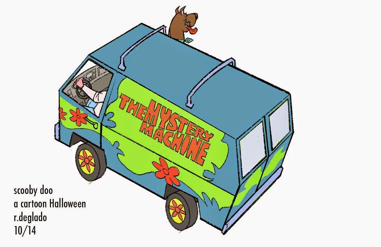 Ricardo Delgado's blog: A Cartoon Halloween- Scooby Doo and the ...