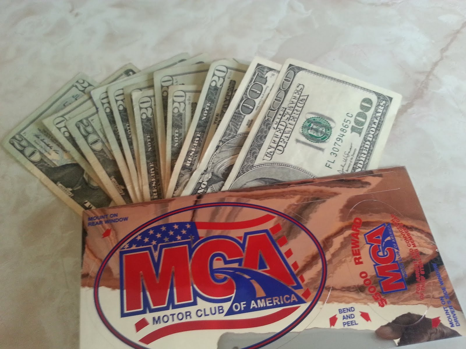 The tatted blogger how to build your mca business e book for Mca motor club of america money