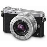 PANASONIC LUMIX MIRRORLESS DMC GX7CGC S KIT2 SILVER