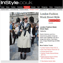 COCO ON INSTYLE.CO.UK...