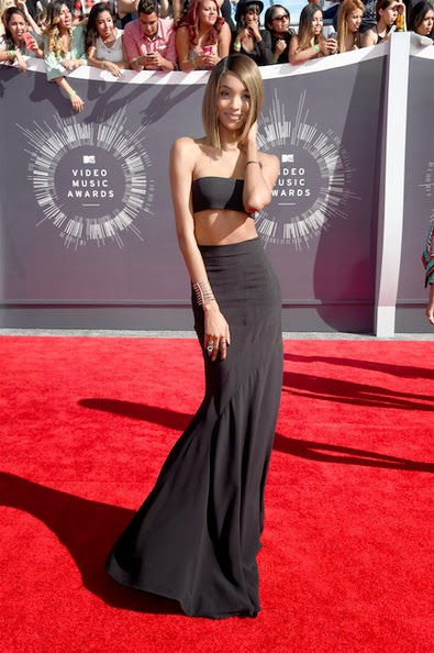 2014 mtv music awards Jourdan Dunn