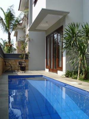 gambar kolam renang di rumah