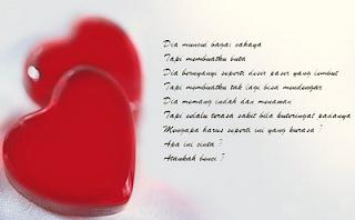 kumpulan Puisi Cinta untuk pacar