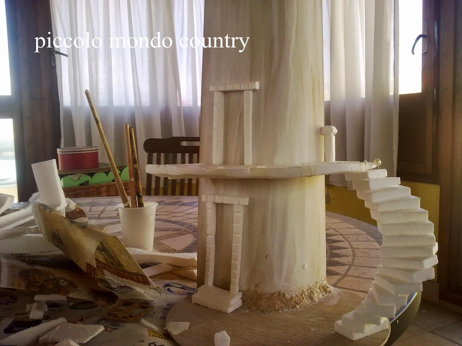 Piccolo mondo country tegole decorate - Tegole decorate ...