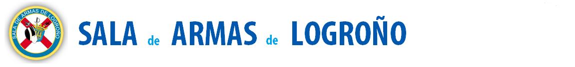 INICIO - Sala de Armas de Logroño
