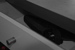 Que fait cet objet dans ce tiroir ?