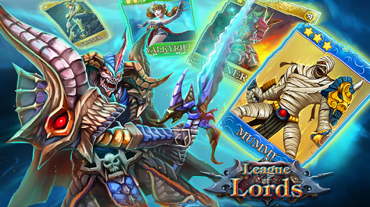 League of Lords Gameplay IOS / Android