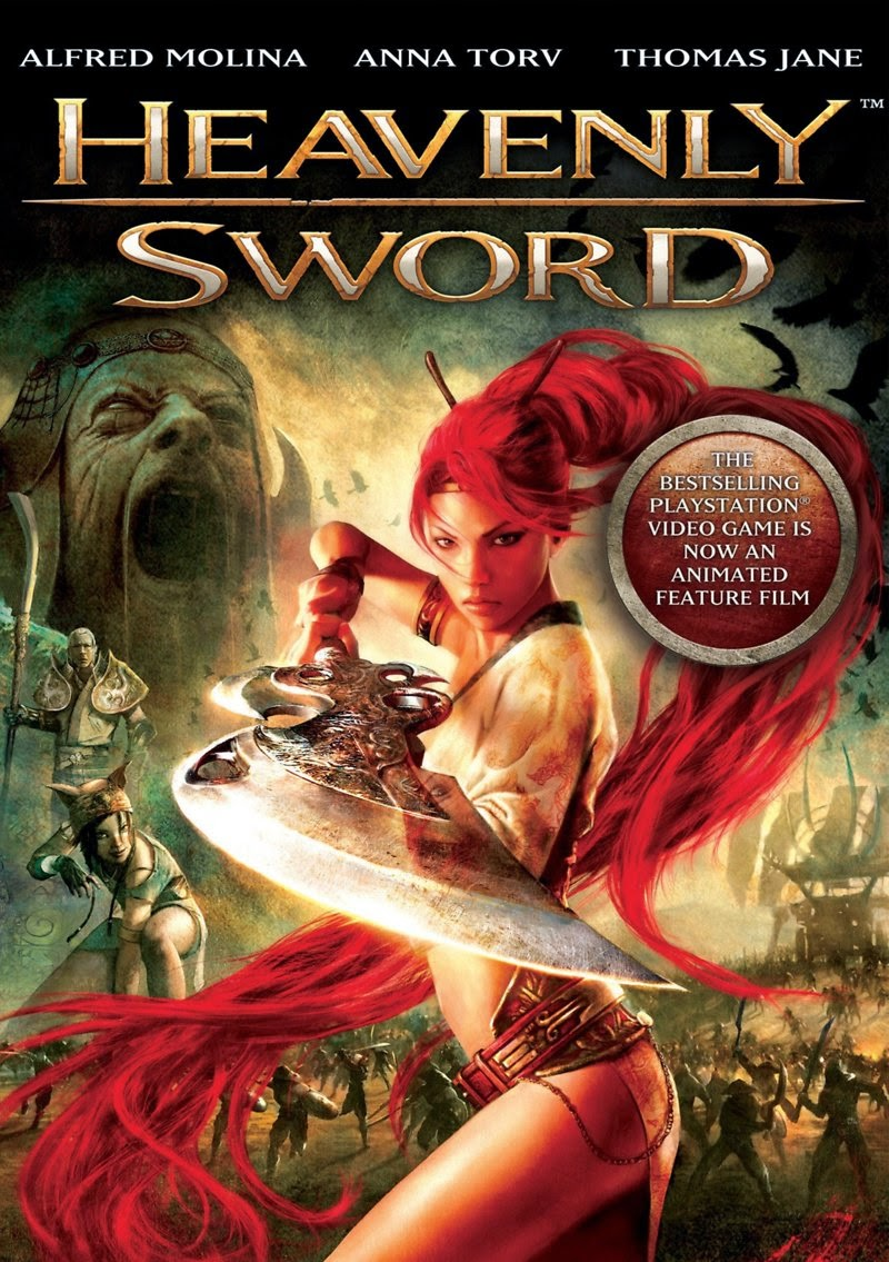 Ỷ Thiên Kiếm - Heavenly Sword