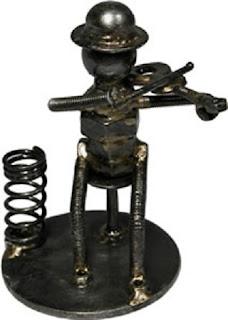 Arte Reciclado, Esculturas en Metal I Parte