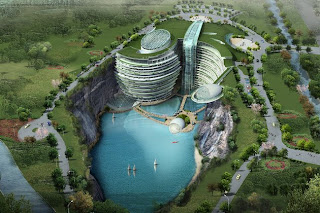 resort in china