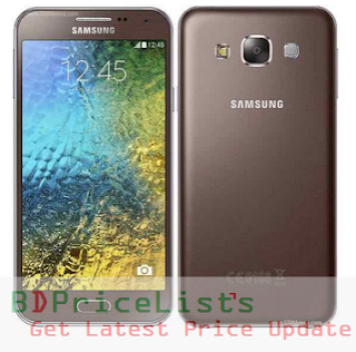 Samsung Galaxy E5 Mobile Phone Full Specifications And Price in Bangladesh BD