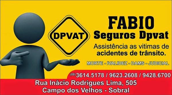 FABIO SEGUROS DPVAT