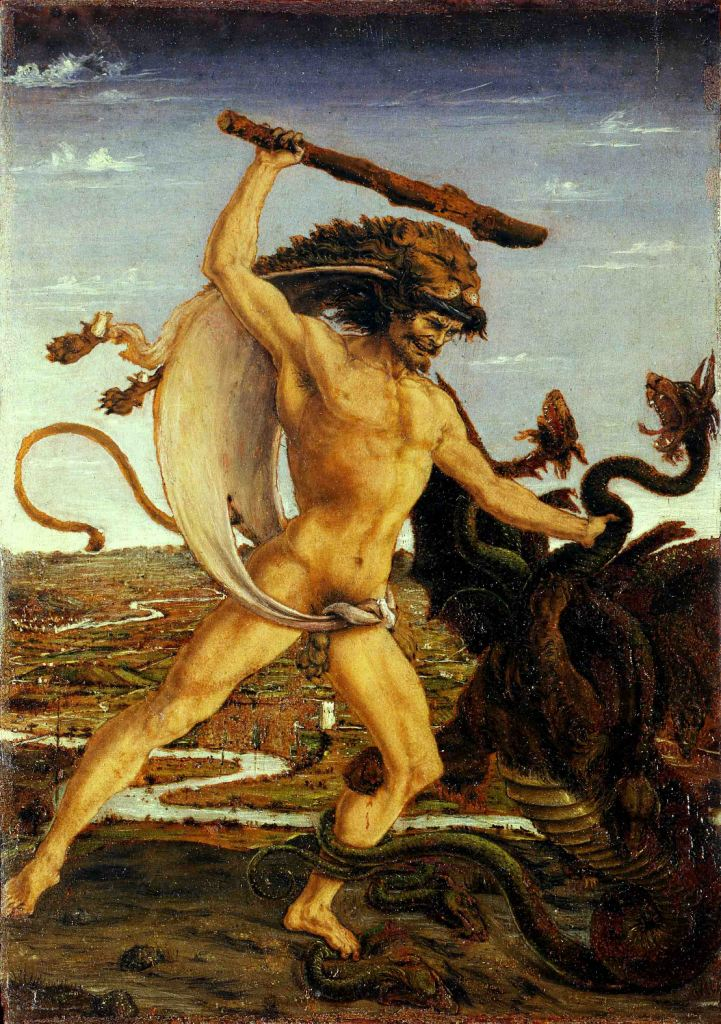 A Classic A Day The First Labours Of Heracles