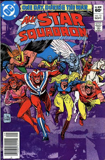 COMICS: All Star Squadron