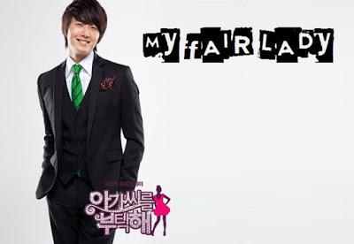 Biodata Pemeran Drama Korea My Fair Lady