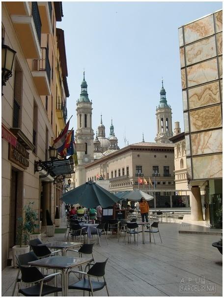 Monumentos barrocos de zaragoza imagen 50 for Apartahotel zaragoza