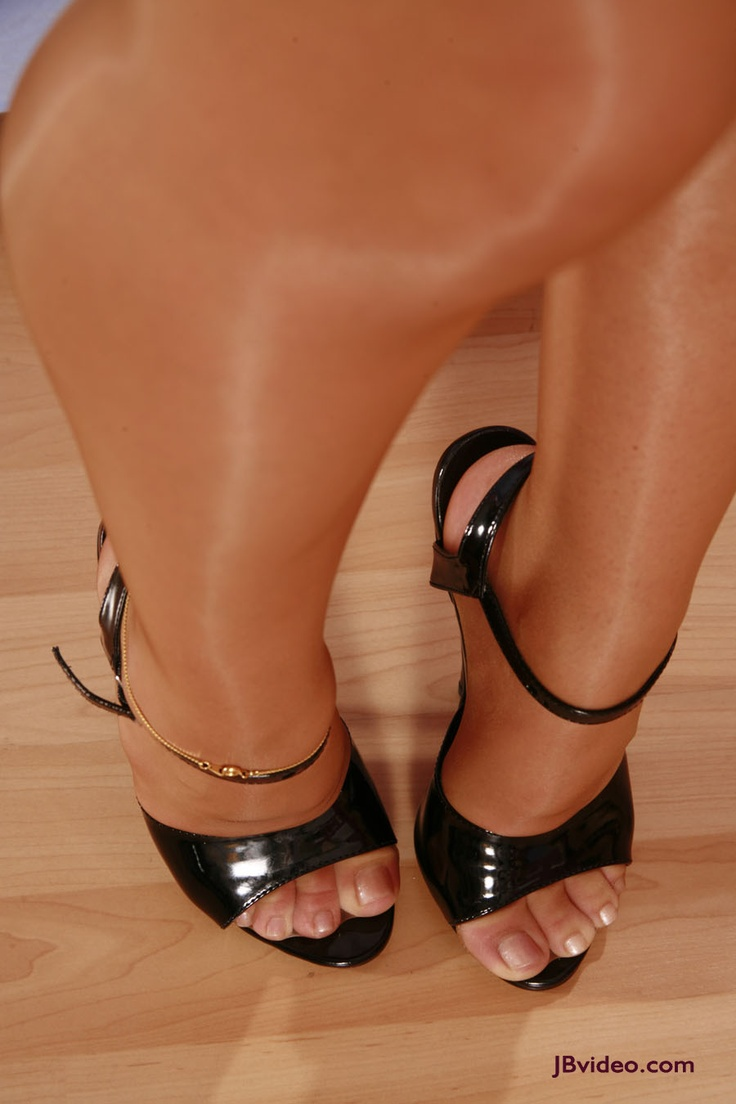 Wish was Feet in pantyhose look