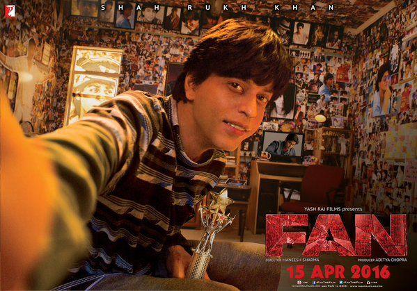Fan (2016) DVDScr Full Hindi Movie Watch Online Free - Movieshulk.Com ...