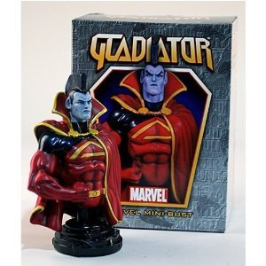 Gladiator (Marvel Comics) Character Review - Mini Bust Product