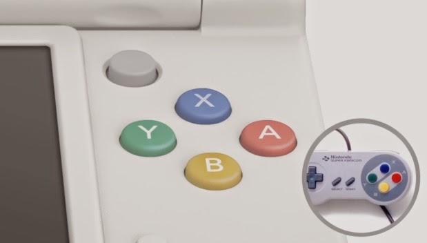 [GAMES] New Nintendo 3DS - Trava de região confirmada! Botoes