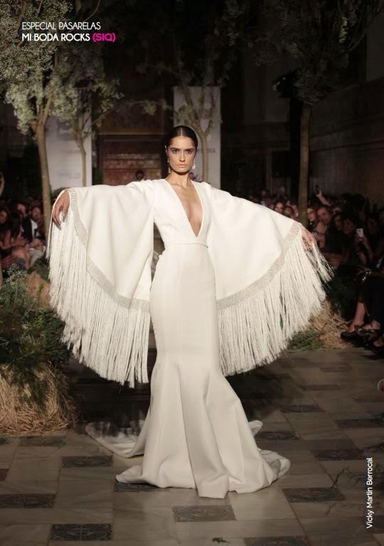 Especial Pasarelas Nupciales 2015 Barcelona Bridal Week, SIC Sevilla Handcraft & Fashion, Pasarela Costura España
