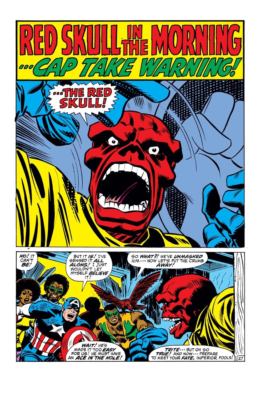 Captain America (1968) Issue #143 #57 - English 28