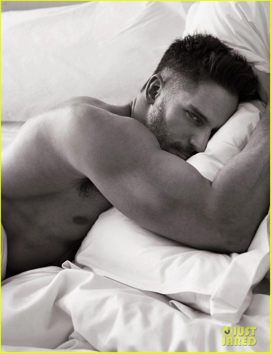 Celeb diary jonathan rhys meyers joe manganiello luke for Hot bed images