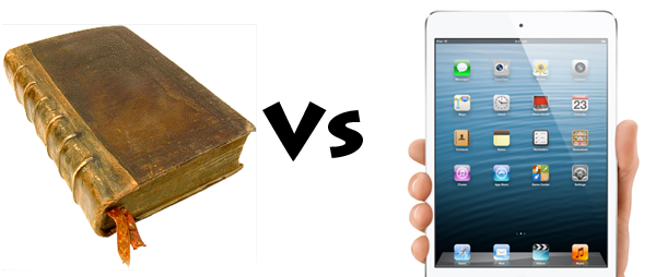 books vs technology Book reading 2016 a growing share of americans are reading e-books on tablets and smartphones rather than dedicated e-readers, but print books remain much more popular than books in digital formats.