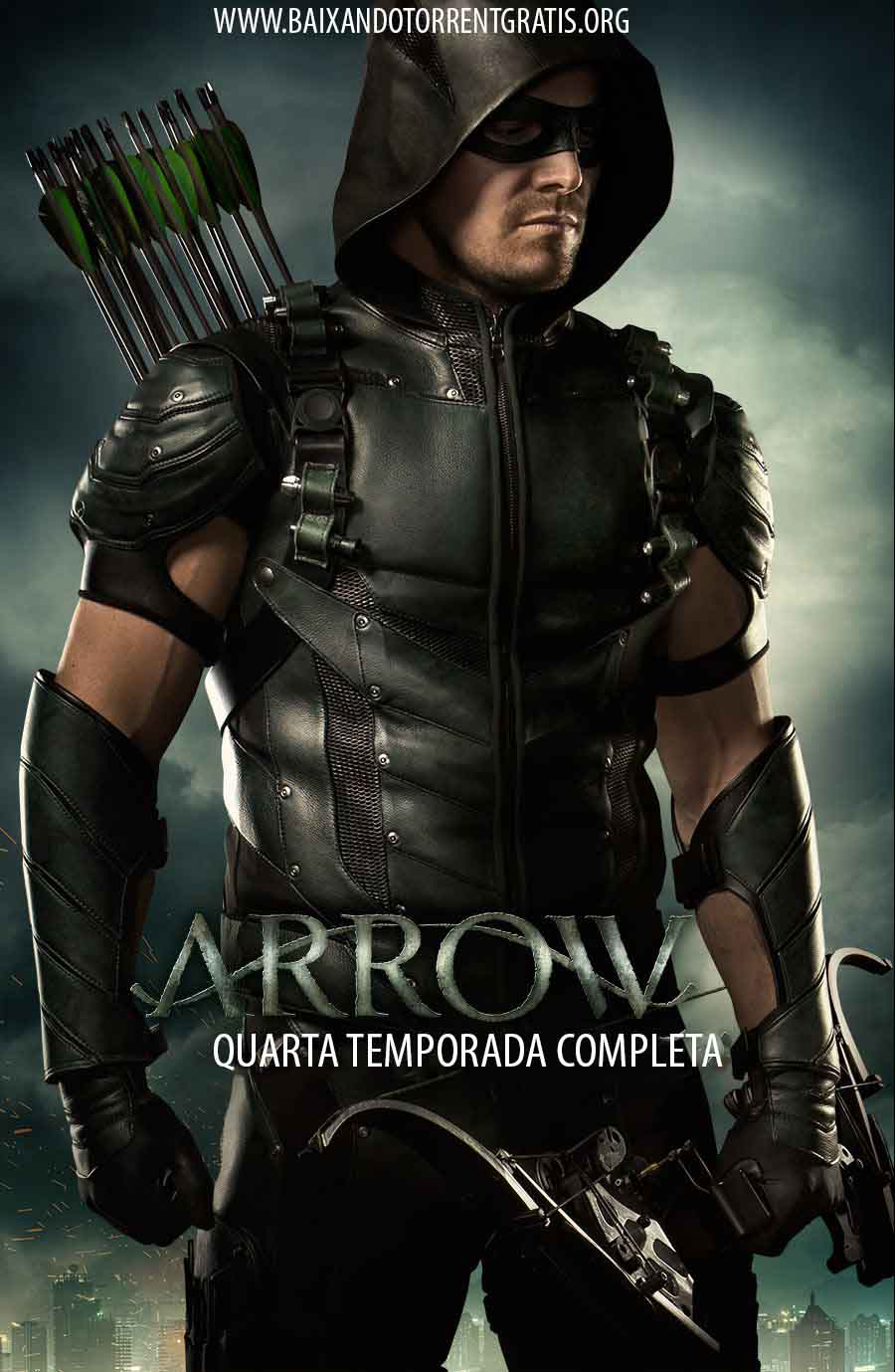 Arrow 4ª Temporada Torrent – BluRay 720p Dual Áudio (2016)