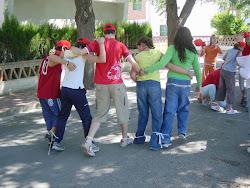 Bloc d'educació física de 2n d'ESO