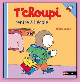 Classe maternelle ps ms 2011 2012 le livre du mois de - T choupi va a l ecole ...