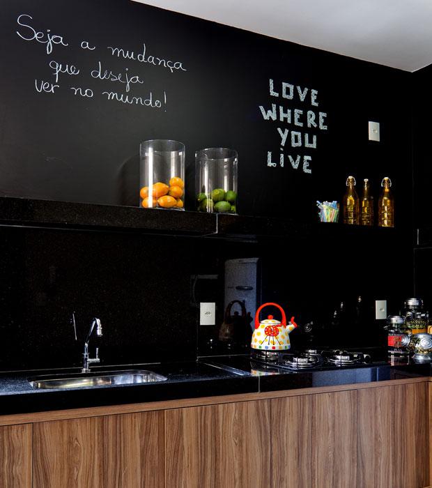 blog de decoração - Arquitrecos: Paredes pretas vieram para ficar!