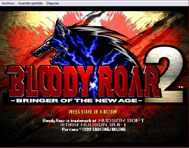 Download Game | Bloody Roar 2 for PC
