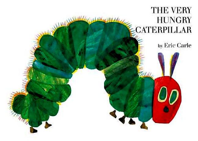 Very Hungry Caterpillar Clipart Oh So