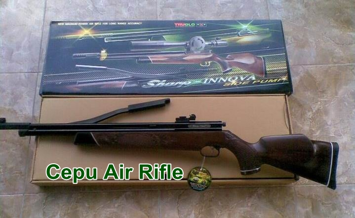 Brotherhood Senapan Cepu Air Rifle